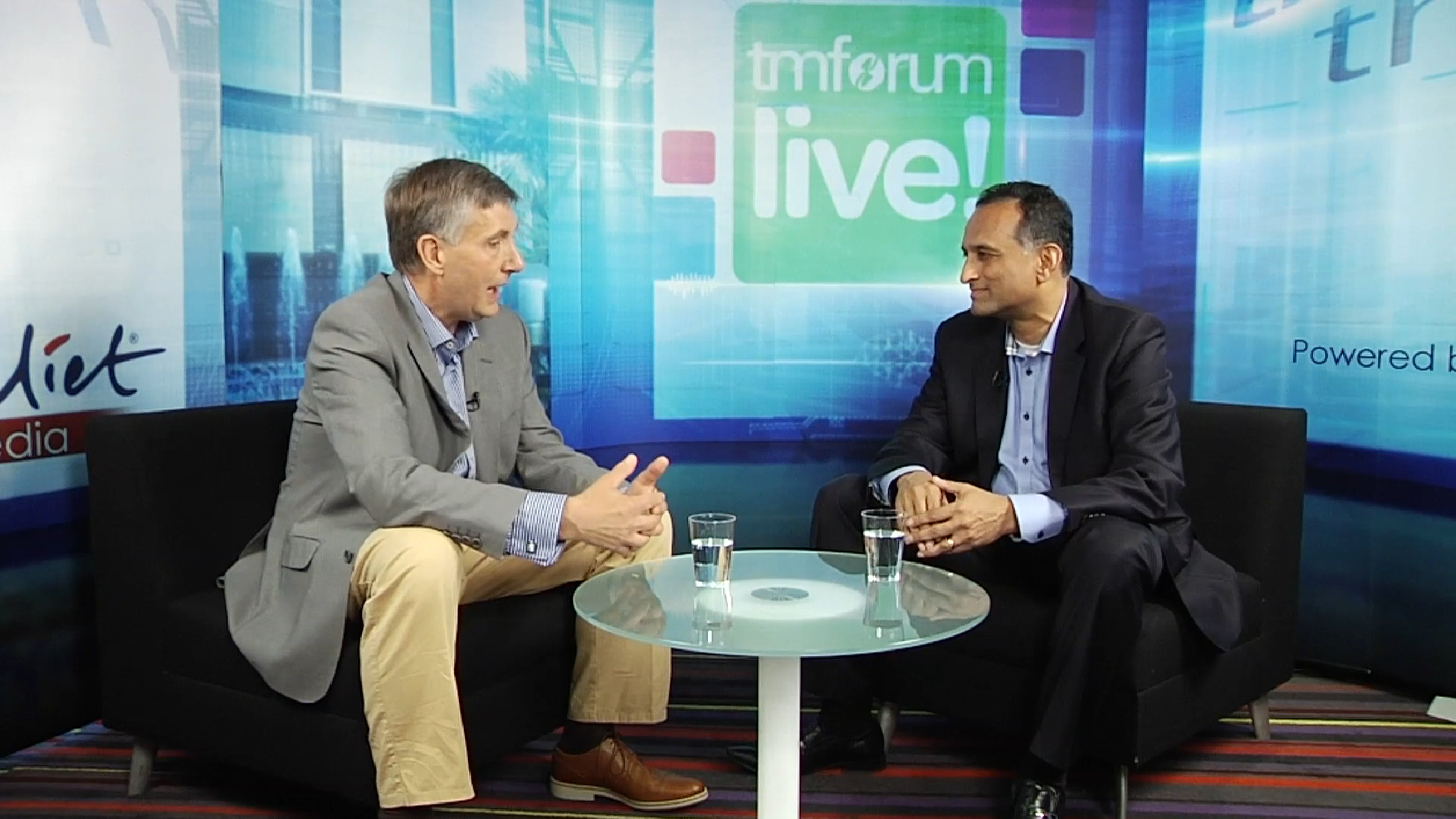 Paul Vedam, Founder and CEO, TIERONE at TM Forum Live! 2015